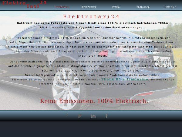 elektrotaxi24.ch