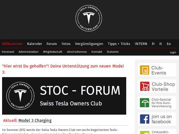 teslaclub.ch