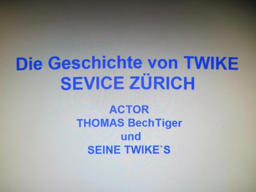 10 Jahre Twike Service Zürich 2006 - 2016