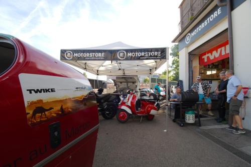 Vortragsabend E-Rallye RIVE Maroc und E-Mobilität trifft Strassenhunde